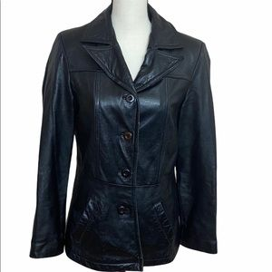 Wilsons Leather Women's Jacket Size Medium